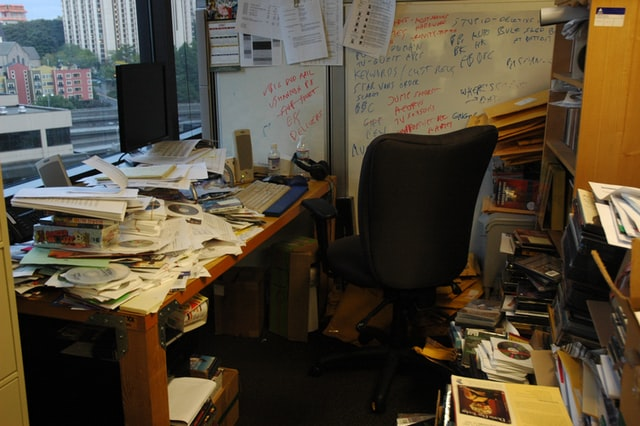 messy law office