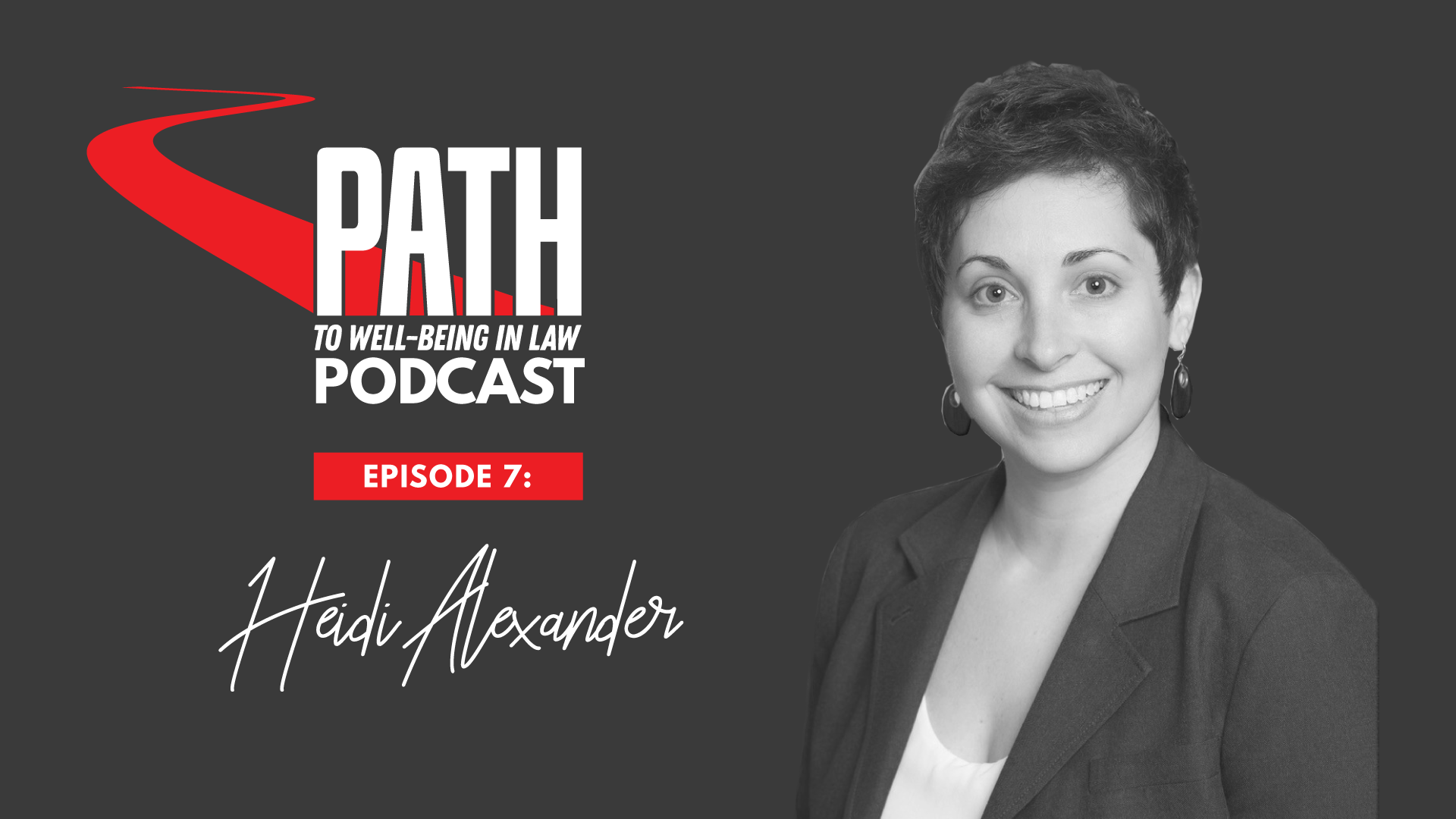 Heidi Alexander on the lawyer wellbeing podcast