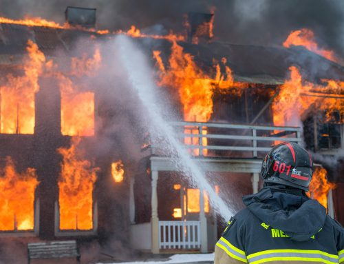 Buying Insurance For A House Already On Fire
